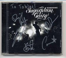Sugarplum Fairy CD mit AUTOGRAMM signiert signed autographed First Round Minute