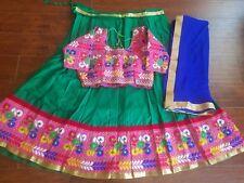 Navratri Special! Chaniya Choli garba dress traditional indian gujarati lehenga
