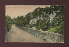 Lancashire Lancs BOLTON Barrow Bridge cottages Used 1915 PPC local pub Balshaw