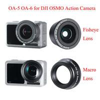 On Sale !! Additional Mirror Fisheye / Macro Lens for DJI OSMO Action Camera