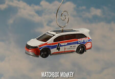 Custom Honda Odyssey Christmas Ornament 1/64th Scale Adorno Racing Van Mini