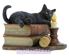 More details for new witching hour lisa parker black cat figurine statue a nemesis gift figure