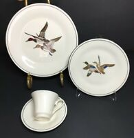Lenox Special Edition Flying Ducks 4 Pieces Place Setting