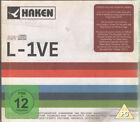 Haken - L-1VE 2 x CD + 2 x DVD - LIVE Pr...