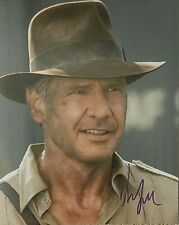 Harrison Ford Indiana Jones Color Autographed Photo