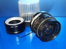 GDR lens PENTACON auto (2.8/29) (M42) adapter Sony NEX - Good condition