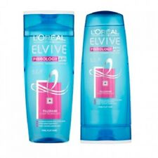 L'Oreal Elvive Fibrology Air Volumising Thickening Shampoo & Conditioner Hair