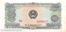Vietnam 5 Hao 1976 AU pn 79a
