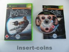 Time Splitters Future Perfect   -  Xbox / USK 18 / PAL #25