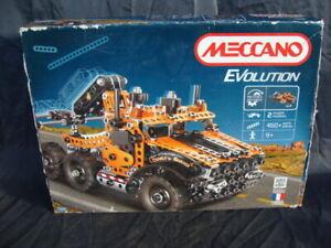 Meccano Evolution 7200