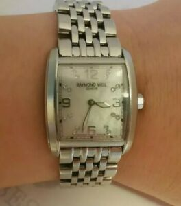 Raymond weil Don Giovanni collection 5976 diamond Dial ladies Watch