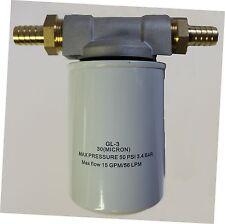 1Stk Universaler Ölfilter Dieselfilter Heizölfilter Filter Einsatz Schraubfilter
