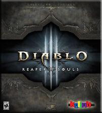 Diablo III 3: Reaper of Souls Collector's Edition WIN/MAC *NEW*