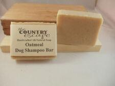 Oatmeal Dog Shampoo - Handcrafted - Organic - Vegan - Natural - Homemade