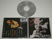 BRYAN FERRY/PRIER NOIRE(VIRGIN 0777 7 87195 2 6/CDV2474) CD ALBUM