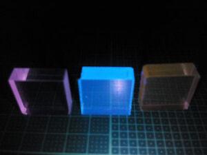10x Scintillation Crystal Radiation Absorbed Dose Indicator, X-ray Gamma Neutron
