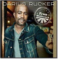 True Believers by Darius Rucker (CD, 2013, Capitol)