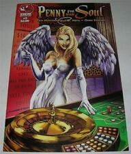 """PENNY FOR YOUR SOUL #3 (Big Dog Ink 2010) """"RARE"""" 1st Print! (FN/VF) HOT!"""