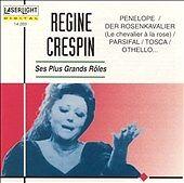 """Regine Crespin: Wagner, Faure : Ses Plus Grands R""""les (CD, May-1996, Delta)"""