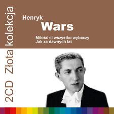 2CD HENRYK WARS Złota kolekcja Miłość ci wszystko wybaczy