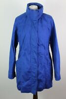 CREW CLOTHING CO. Blue Light Coat Size 12