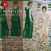 "DAVID ZINMAN ""MAHLER SYMPHONY NO 5"" SACD NEW+"