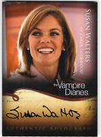 Vampire Diaries Season 1 Auto Autograph Card Susan Walters Carol Lockwood A17