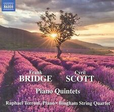 Frank Bridge & Cyril Scott: Piano Quintets, New Music