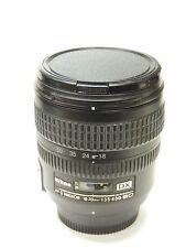 Nikon DX Zoom-Nikkor 18-70mm ED G zoom lens D5300 D3200 D7100 D90 D300 compatibl