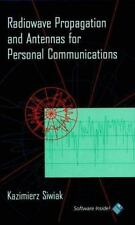 Radiowave Propagation and Antennas for Personal Communications (The Artech Hous