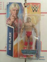 MATTEL WWE DEFINING MOMENTS ELITE RIC FLAIR FIGURE WWF MOC WRESTLEMANIA XXIV 24