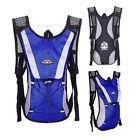 2L Water Bladder Bag Backpack + Hydration Packs Outdoor Hiking Camping Camelbak