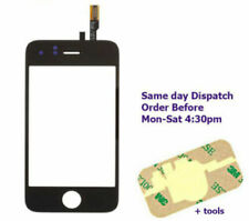iPhone 3GS Touch Screen Digitizer Glass Assembly with Frame adhesive tools  3Gs