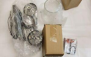 """New Minka Lavery 4632-106 Bridlewood 2 Light 14"""" Wide Bathroom Vanity Light"""