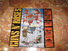 GUNS'N ROSES - APPETITE FOR DISTRUCTION  DISCO VINILE  LP 33 GIRI 1987