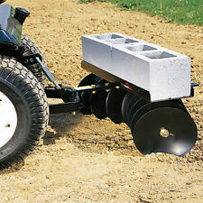 "Disk Harrow - 8 Blade Disks - 11"" Disk Diameter"
