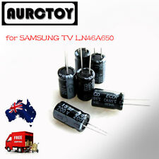 LCD Monitor Capacitor Repair Kit for SAMSUNG TV LN46A650 with Solder desolder