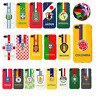 FIFA WORLD CUP 2018 TEAMS iPhone Case | National Team Flags KITS | USA SELLER
