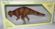 DINOSAURS : 1/30 SCALE PACHYCEPHALOSAURUS  BOXED  MODEL MADE BY TSUKUDA HOBBY