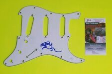 IZZY STRADLIN SIGNED FENDER STRAT GUITAR PICKGUARD JSA COA Guns N' Roses Slash