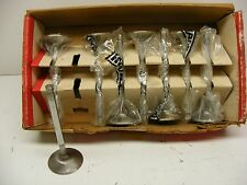 NEW 1.940 x 11/32 x 4.900 MANLEY 250 Tip STAINLESS dish VALVES RACE 012416-10