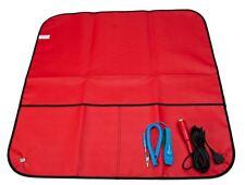 Anti Static ESD Vinilo Kit de servicio de campo portátil que incluye los cables & Muñequera