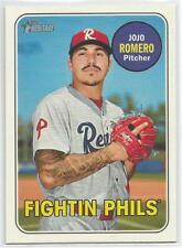 2019 Reading Fightin Phils Connor Brogdon RC Rookie Philadelphia Phillies