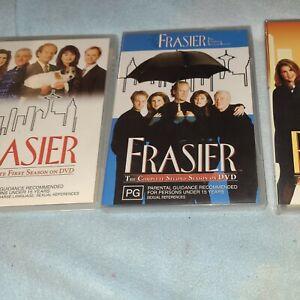 Frasier : Season 1-11 BN Free local pick-up
