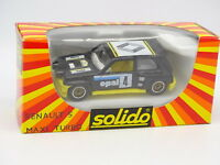 Solido 1/43 - Renault 5 maxi Turbo Opal