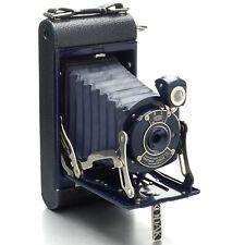 Kodak Kodo No. 0 Folding Film Camera - Navy Blue