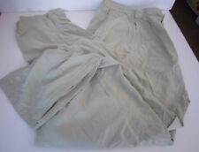 ExOFFICIO - Mens Khaki Green Lightweight Convertible Pants ~ Size XXL
