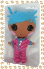Poupée  Lalaloopsy Cheveux Bleu Pyjama Rayures Rose  01-16 MGA Entertainment