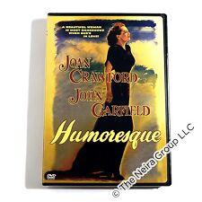 Humoresque DVD New Joan Crawford John Garfield