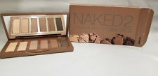 Urban Decay Naked 2 Basics Palette Eyeshadow 6 x 13 g 100% Authentic NEW IN BOX